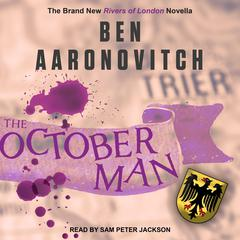 The October Man by Ben Aaronovitch audiobook