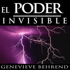 Tu poder invisible by Genevieve Behrend audiobook
