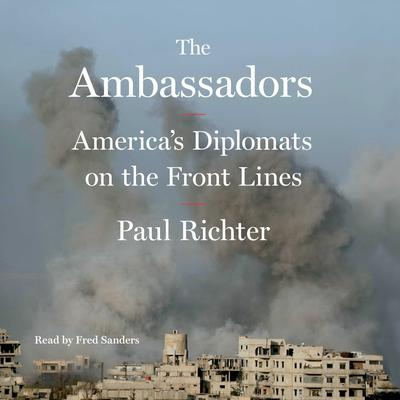 The Ambassadors by Paul Richter audiobook