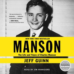 Manson by Jeff Guinn audiobook