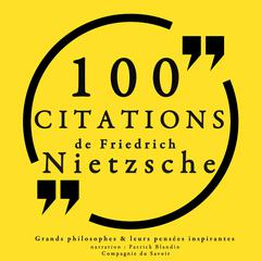 100 citations de Friedrich Nietzsche by Collection 100 citations audiobook