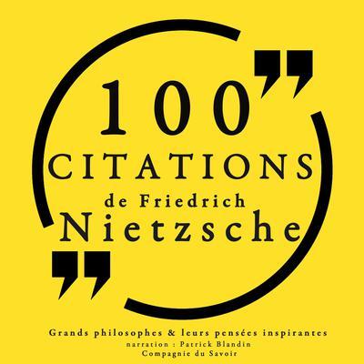 100 citations de Friedrich Nietzsche - Download