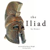 The Iliad by Homer by  Homer audiobook