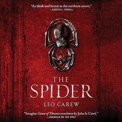 The Spider by Leo Carew audiobook