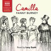 Camilla, A Picture of Youth by  Frances Burney audiobook