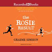 The Rosie Result by  Graeme Simsion audiobook