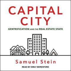 Capital City by Samuel Stein audiobook