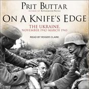 On a Knife's Edge by  Prit Buttar audiobook