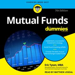 Mutual Funds for Dummies by Eric Tyson, MBA audiobook