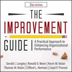 The Improvement Guide by Gerald J. Langley audiobook