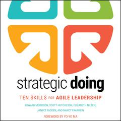 Strategic Doing by Janyce Fadden audiobook