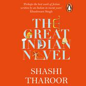The Great Indian Novel by  Shashi  Tharoor audiobook