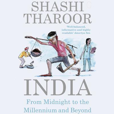 India by Shashi  Tharoor audiobook