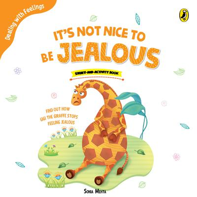 It's not Nice to be Jealous by Sonia Mehta audiobook
