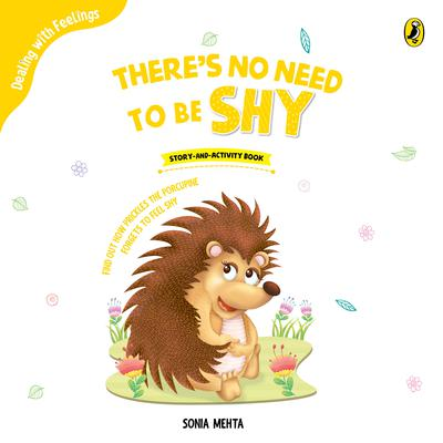 There's no need to be shy by Sonia Mehta audiobook
