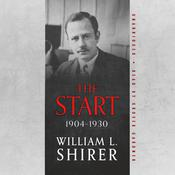 The Start by  William L. Shirer audiobook