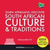Learn Afrikaans: Discover South African Culture & Traditions by  Innovative Language Learning audiobook