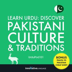 Learn Urdu by Innovative Language Learning audiobook