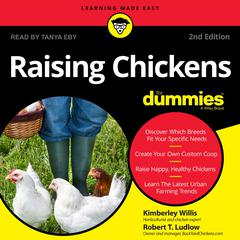 Raising Chickens For Dummies by Robert T. Ludlow audiobook