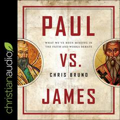 Paul Vs. James by Chris Bruno audiobook