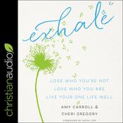 Exhale by  Cheri Gregory audiobook