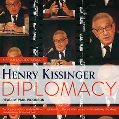 Diplomacy by Henry Kissinger audiobook