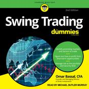 Swing Trading For Dummies by  Omar Bassal, CFA audiobook