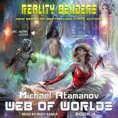 Web of Worlds by Michael Atamanov audiobook