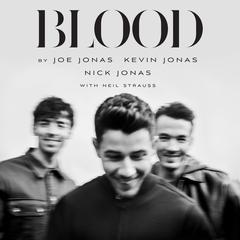 Blood by Joe Jonas audiobook