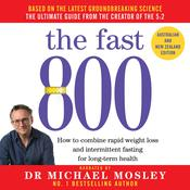 The Fast 800 by  Michael Mosley audiobook