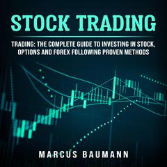Stock Trading by Marcus Baumann audiobook