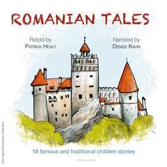 Romanian Tales by Patrick Healy audiobook