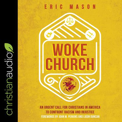Woke Church by Eric Mason audiobook