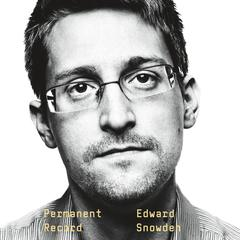 Permanent Record by Edward Snowden audiobook