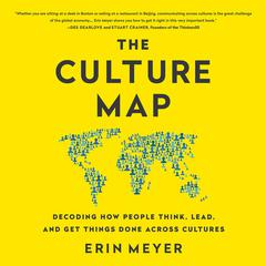 The Culture Map by Erin Meyer audiobook