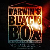 Darwin's Black Box by  Michael J. Behe audiobook