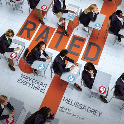 Rated by Melissa Grey audiobook