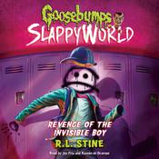 Revenge of the Invisible Boy by  R. L. Stine audiobook