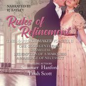 The Marriage Maker by  Summer Hanford audiobook