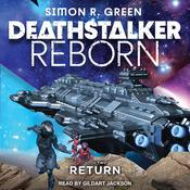 Deathstalker Return by  Simon R. Green audiobook