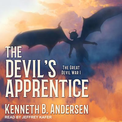 The Devil's Apprentice by Kenneth B. Andersen audiobook