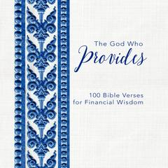 The God Who Provides by Zondervan audiobook