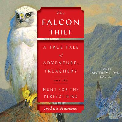 The Falcon Thief by Joshua Hammer audiobook