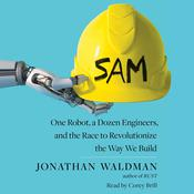 SAM by  Jonathan Waldman audiobook