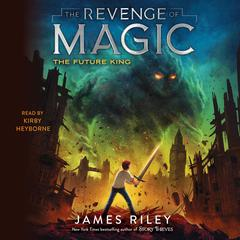 The Future King by James Riley audiobook