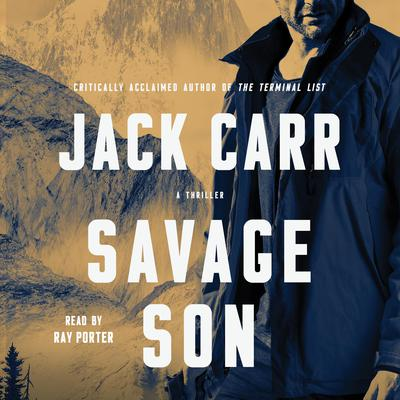Savage Son by Jack Carr audiobook
