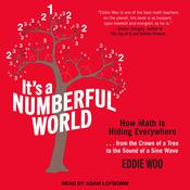 It's a Numberful World by  Eddie Woo audiobook