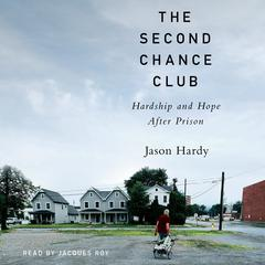 The Second Chance Club by Jason Hardy audiobook