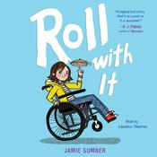 Roll with It by  Jamie Sumner audiobook