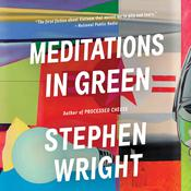 Meditations In Green by  Stephen Wright audiobook